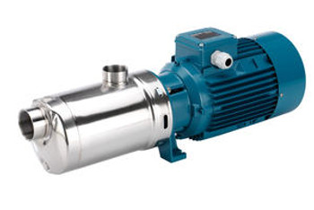 Calpeda MXH 2,4,8,16 Horizontal Multi-Stage Close Coupled Pumps