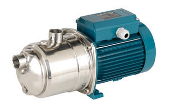 Calpeda MXP Horizontal Multi-Stage Close Coupled Pumps