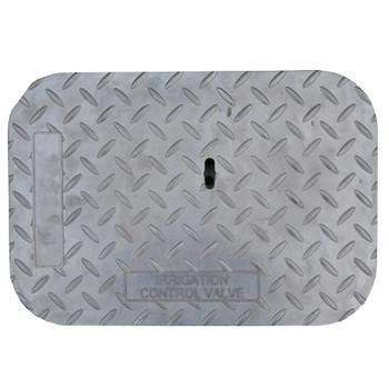 Carson Valve Box Vandal Resistant Metal Lid