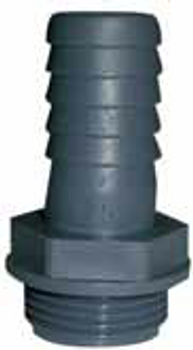 Male PVC Hose fitting coupling