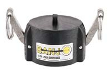 Banjo Camlock Cap