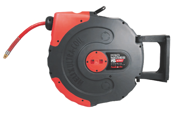 Air/Water Automatic Rewind Hose Reel Pro Series