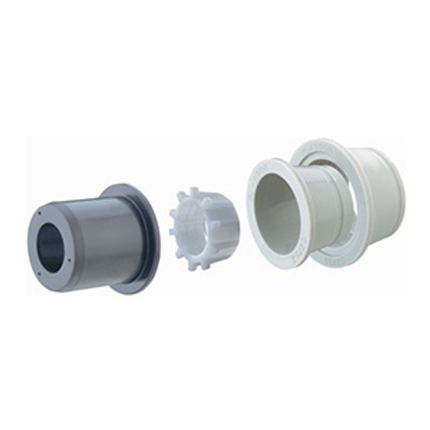 MDPE Plasson Reducing Set compression fitting