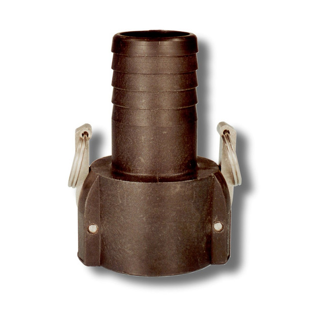 Cam and Groove Camlock Hosetail Coupler