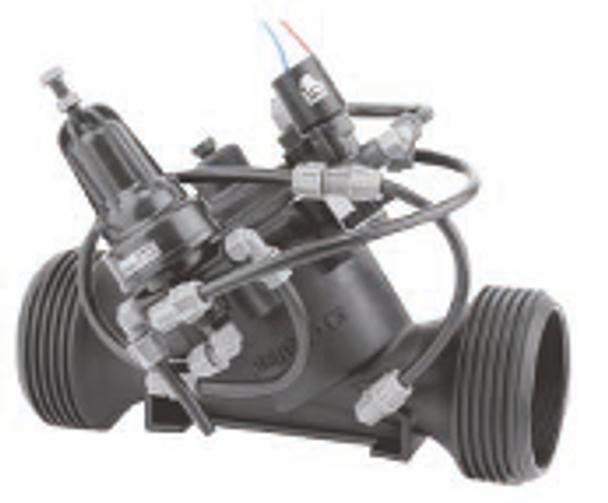 "Bermad 100 Series 24V AC and 9V DC Latching Pressure Regulating Solenoid Valve 2"" to 3"""