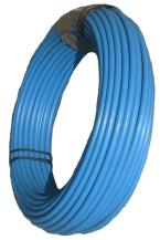 Blue Mains Water Pipe MDPE