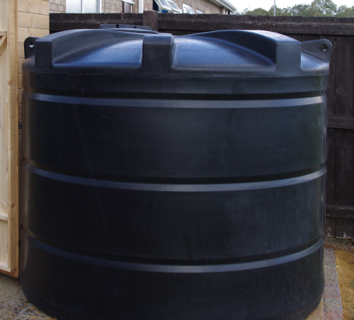 2500 litre Tank