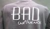 bad influence black shirt