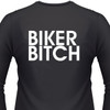 Biker Bitch T-Shirt