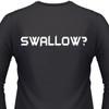 Swallow? Biker T-Shirt