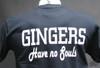 Gingers Have No Souls Biker T-SHIRT