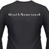 Blessed & Stressed Biker T-Shirt