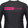 Asphalt Cowgirl Biker T-Shirt