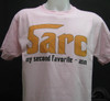 Sarc - my second favorite -asm Ladies T-Shirt