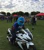 Cake Freak Motorcycle Helmet Cover