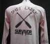 shit creek survivor pink shirt