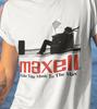 Maxell Shirt Reproduction Maxell Shirt