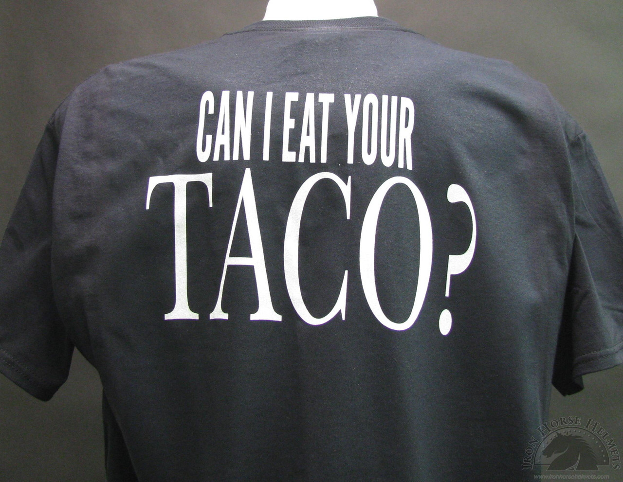 29825098b Can I Eat Your Taco Biker T-Shirt and motorcycle shirts