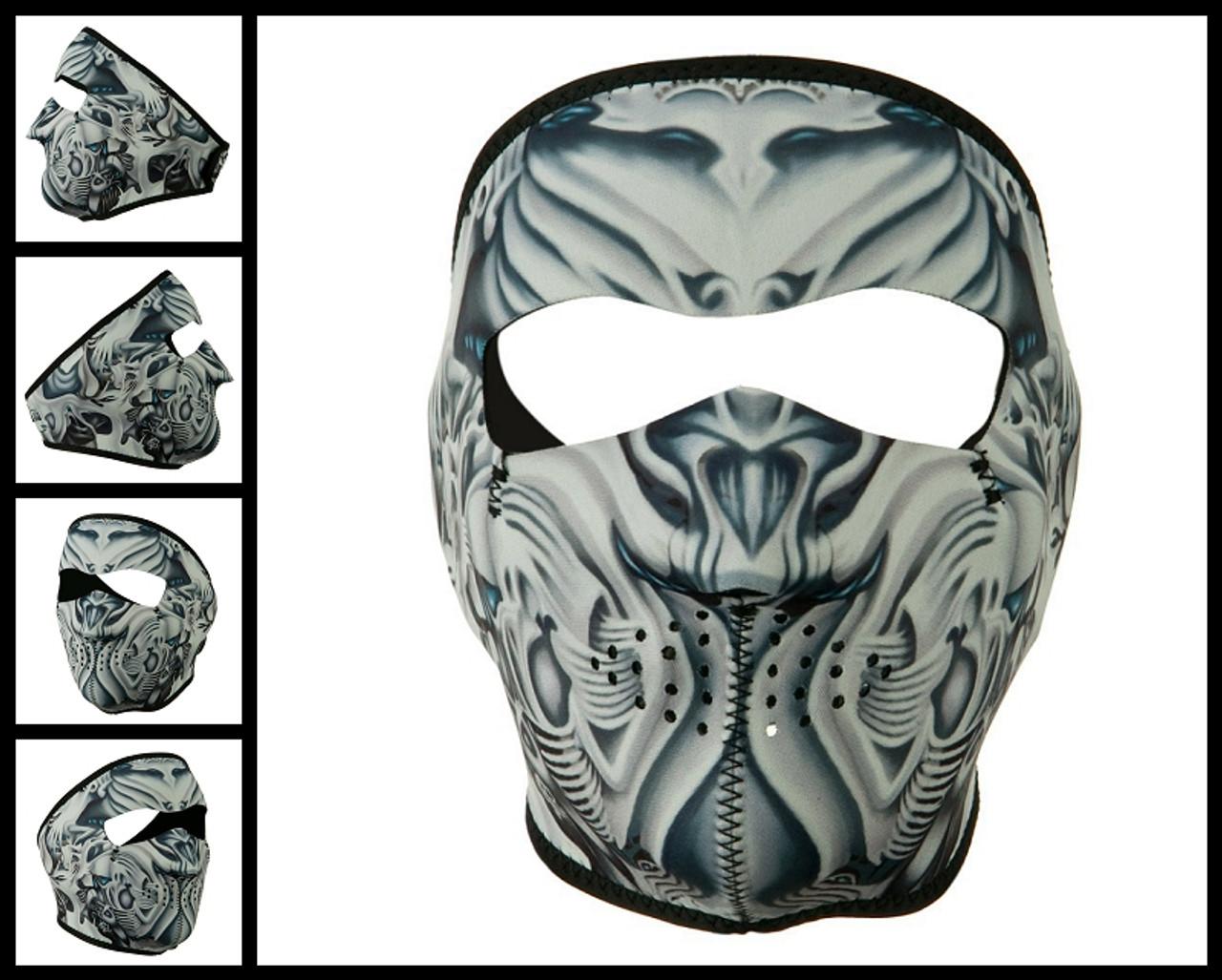 08a5b4e25db58 Bio-Mechanical Neoprene Face Mask