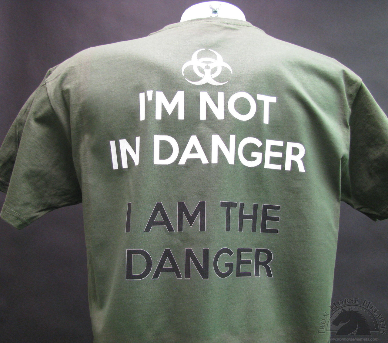 98ff69fa I'M Not In Danger I Am The Danger Shirt and motorcycle shirts