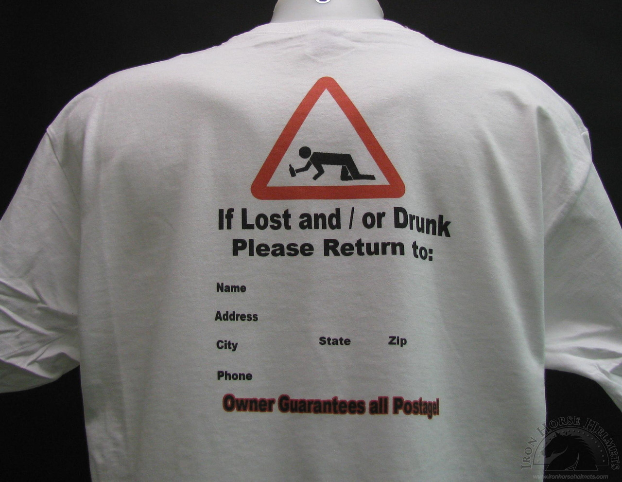 9825a51b If Lost And Or Drunk Please Return To Funny Shirt and motorcycle shirts