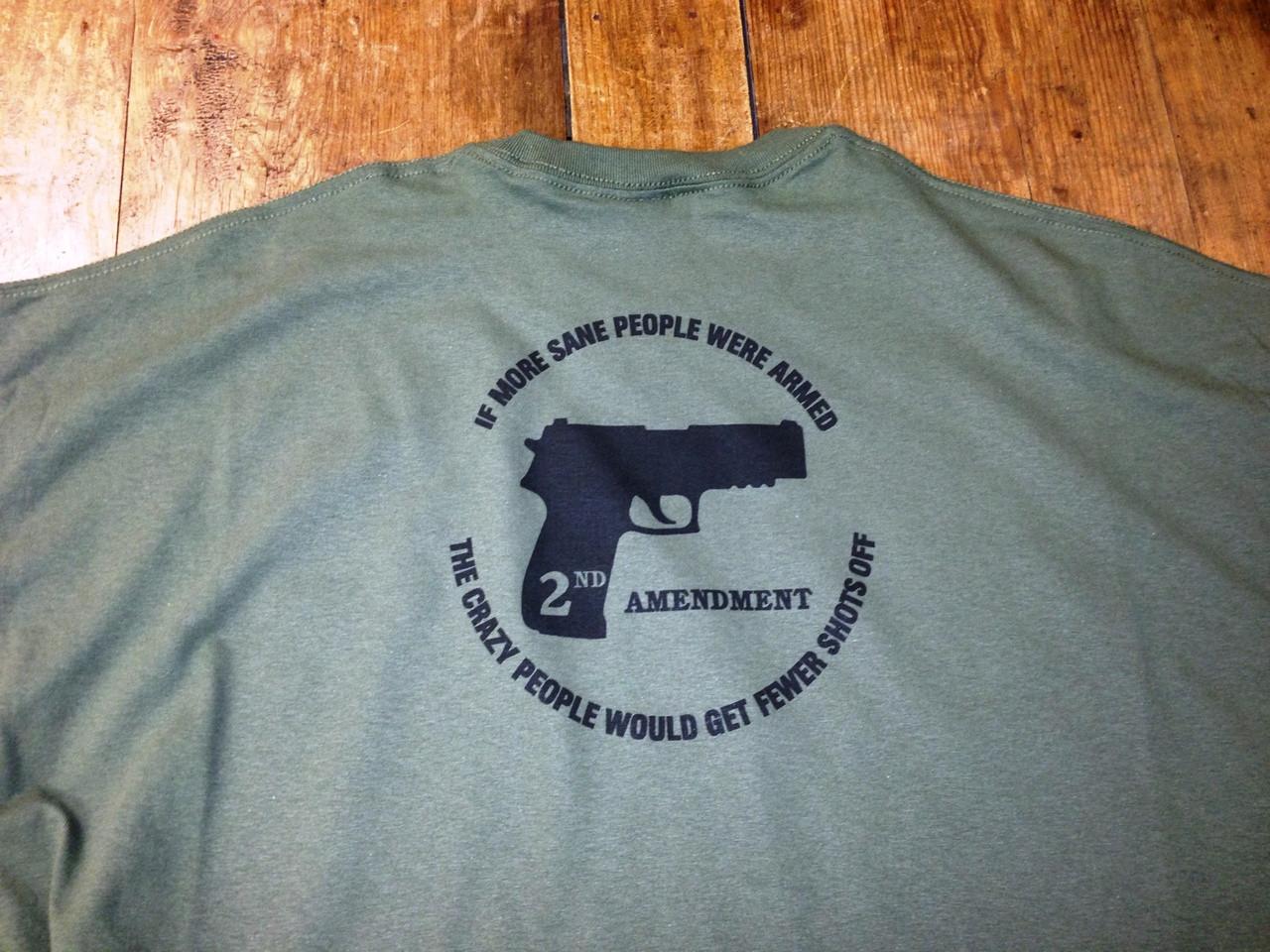 d3730cbb1 2Nd Amendment T-Shirt and motorcycle shirts