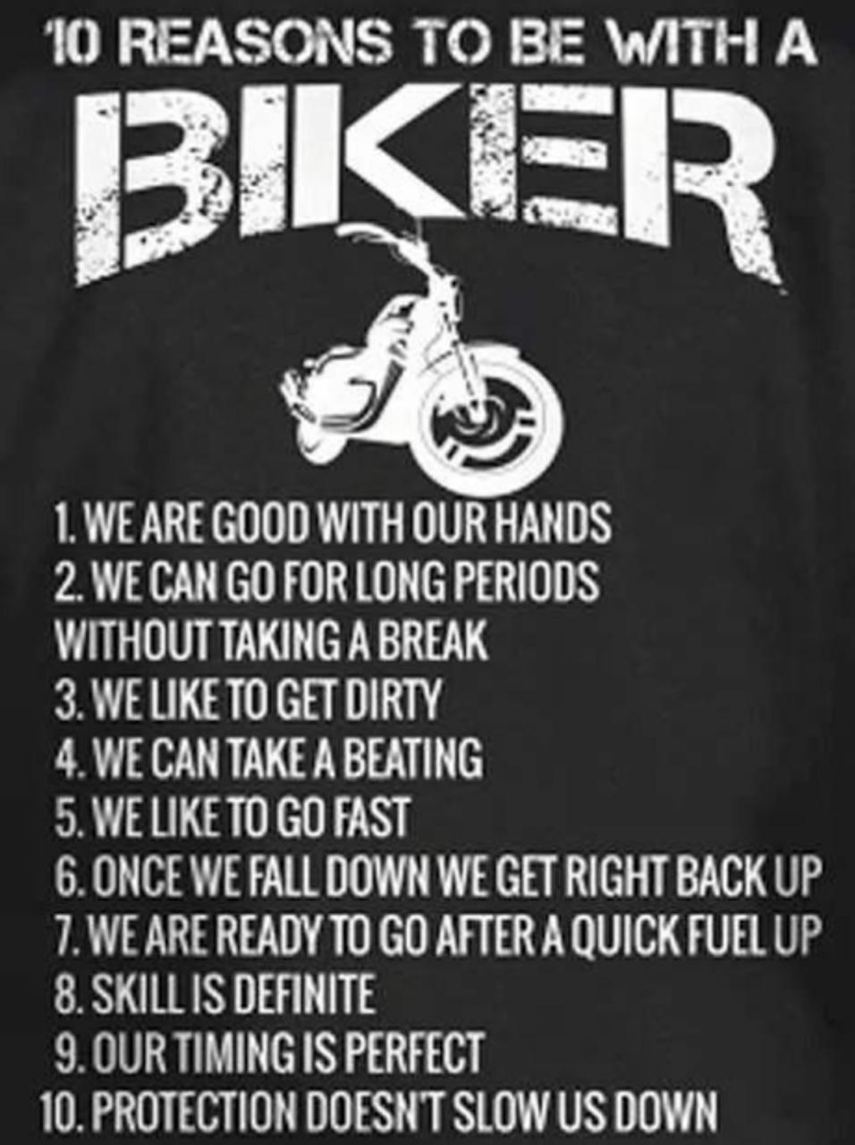 Motorbike Ladies Lady Fit T Shirt Size 6-16