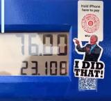 I did that Biden Sticker