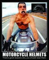 Top 6 Reasons to Wear a Motorcycle Helmet
