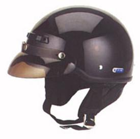 Half Shell Motorcycle Helmet