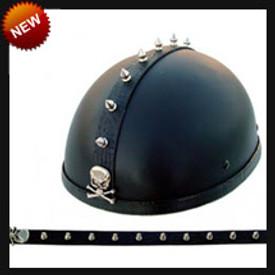 Metal Helmet Mohawk
