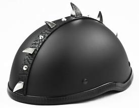 1043 Motorcycle Helmet Claw Spike Strip Mohawk