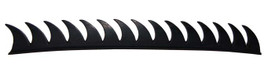 Saw Blade Warhawks are 17 inches long