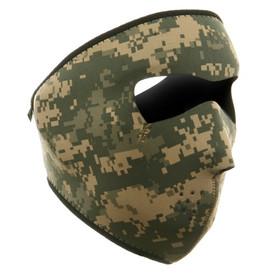 Digital ACU Neoprene Face Mask Side