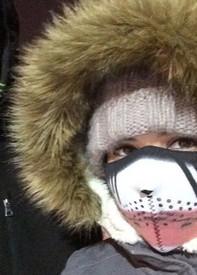 Trickster Neoprene Face Mask