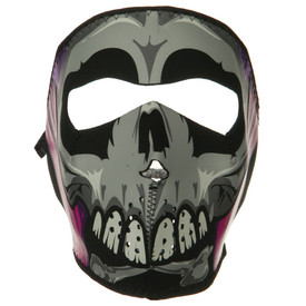 Lethal Threat Girl Skull Face Mask