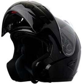 DOT Double Retractable Modular Motorcycle Helmet