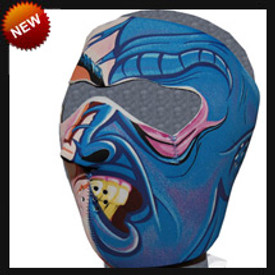 2 Faces Neoprene Face Mask