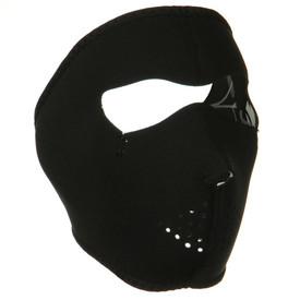Lethal Threat Gangster Skull Neoprene Face Mask