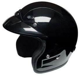 DOT/Race 3/4 Snell Motorcycle Helmet