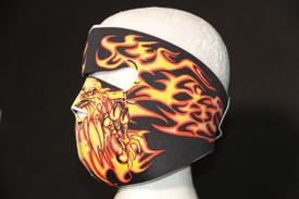 Blazing Eagle Neoprene Face Mask