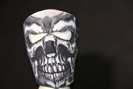 Assassin Biker Face Mask