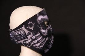 Side of Assassin Neoprene Face Mask