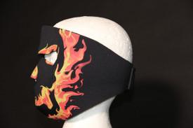 Blackout Skull Neoprene Face Masks