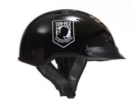 DOT Shorty POW/MIA Motorcycle Helmet