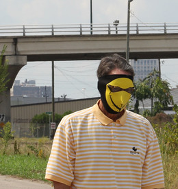 Smiley Neoprene Face Mask