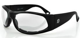 California Sunglasses For Bikers - Clear
