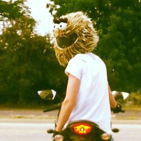 Rubbish Motorcycle Helmet Cover