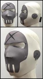 Custom Neoprene Face Mask