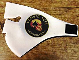 combat vets association mask